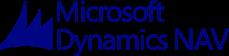 Logotipo Microsoft Dynamics NAV